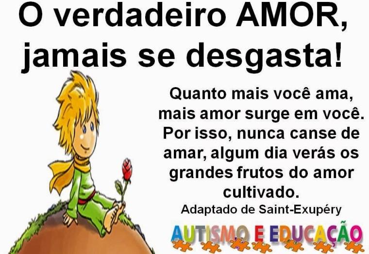 AMORAUTISMO