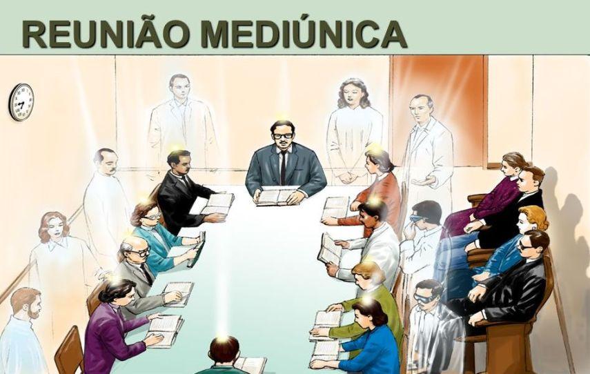 REUNIÃO MEDIÚNICA